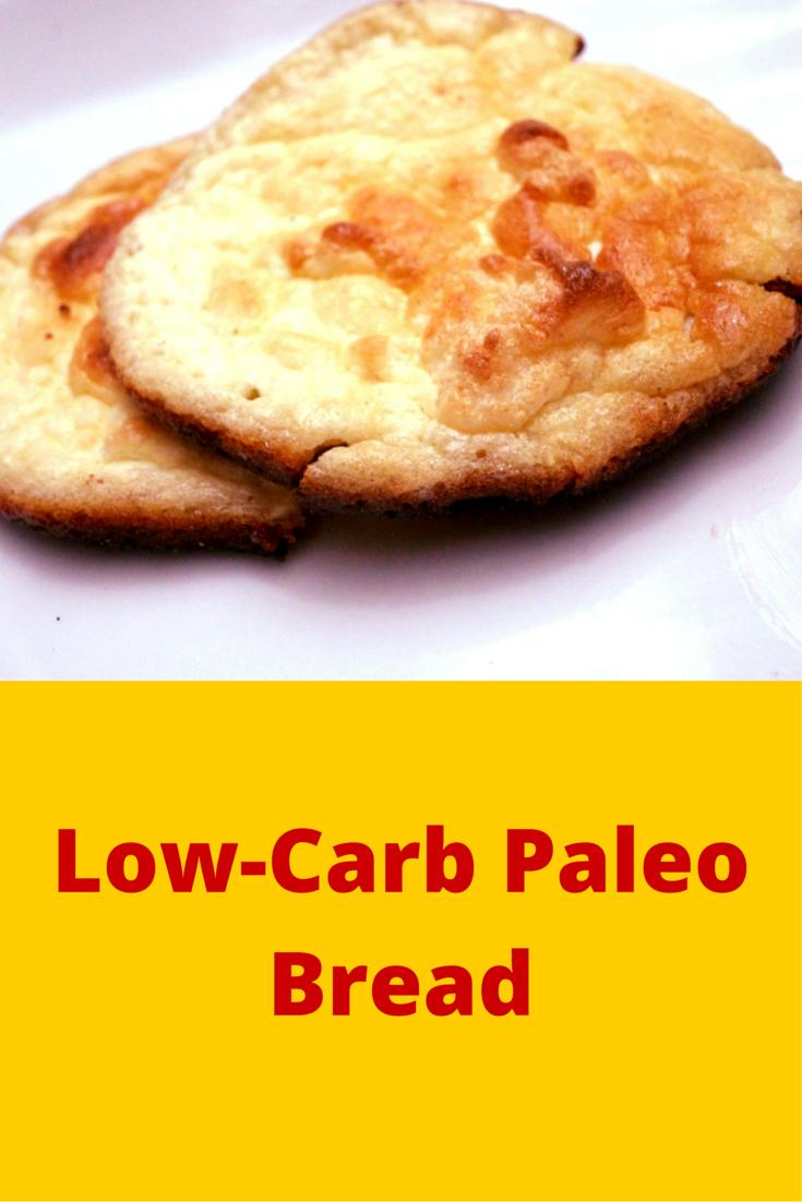 Low-Carb Paleo Bread - delicious home made! #PaleoFood #PaleoSnack #PaleoRecipe #Paleo #ProudtobePaleo