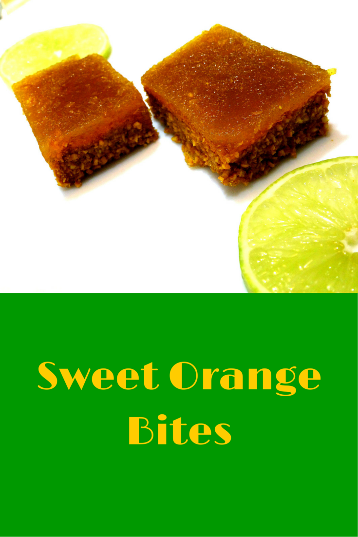 Sweet Orange Bites - budget friendly and tasty dessert! #PaleoFood #PaleoRecipe #PaleoDessert #Paleo #ProudtobePaleo